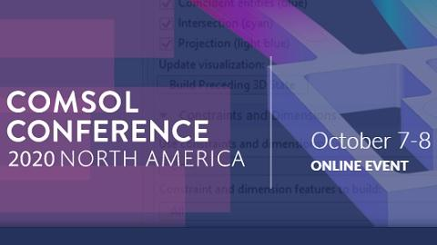 COMSOL Conference North America 2020