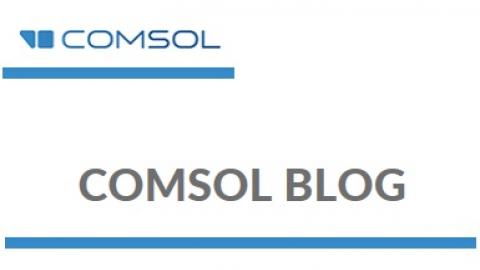 COMSOL Blog header