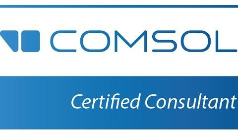 COMSOL Certified Consultant logo