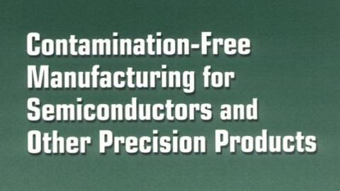 Cleanroom Book Cover