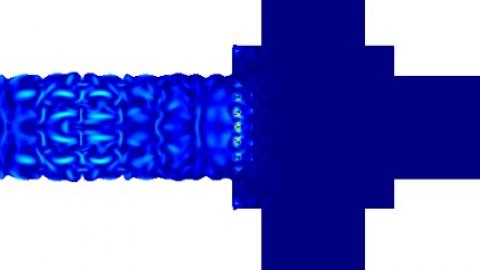 Vibration Isolation Bandgap